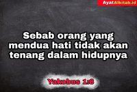Yakobus 1:8