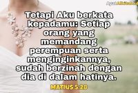 Matius 5:28