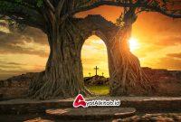 gambar pemandangan ayat alkitab